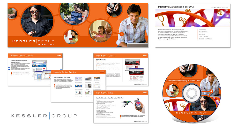 Kessler Interactive Web Site